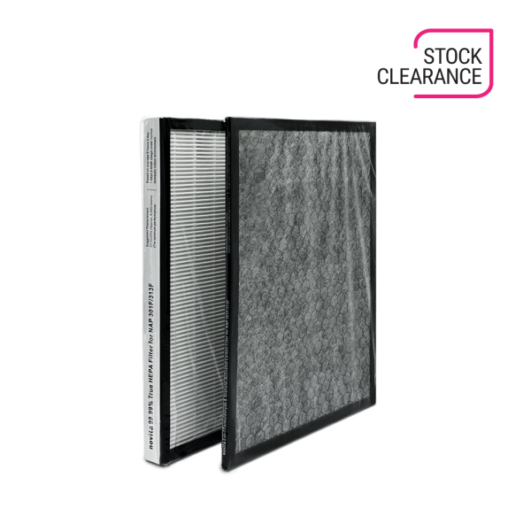 Clearance Sale (without box) - novita NAP301/313 24-Months Replacement Filter Pack Singapore