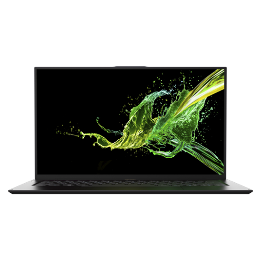 Acer Swift 7 SF714-52T-74A6 Black Light Weight Laptop i7-8500Y