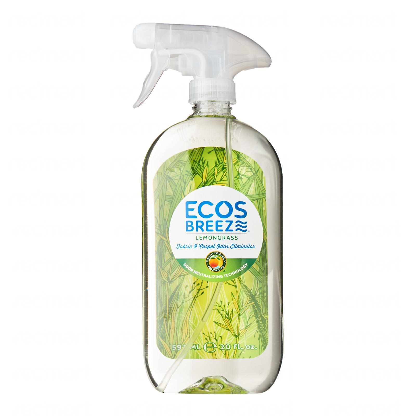 Earth Friendly ECOSBreeze Odor Eliminator Lemongrass