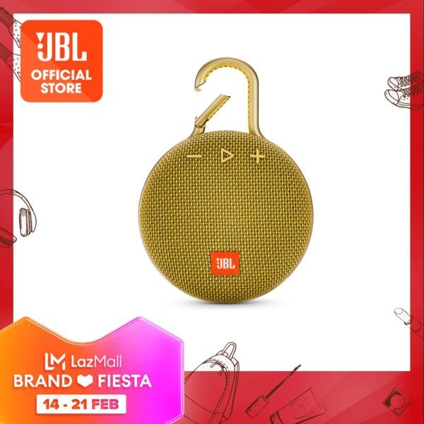 JBL Clip 3 IPX7 Waterproof Portable Waterproof Bluetooth Speaker with noise cancelling speakerphone Singapore