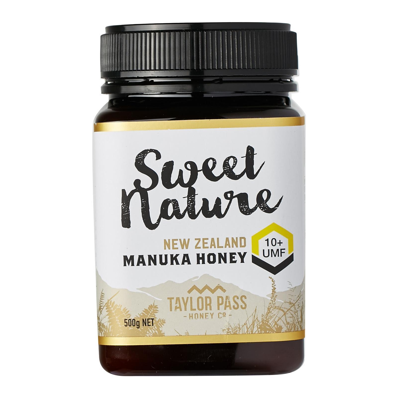 Sweet Nature UMF 10+ Manuka Honey - By Nature's Nutrition