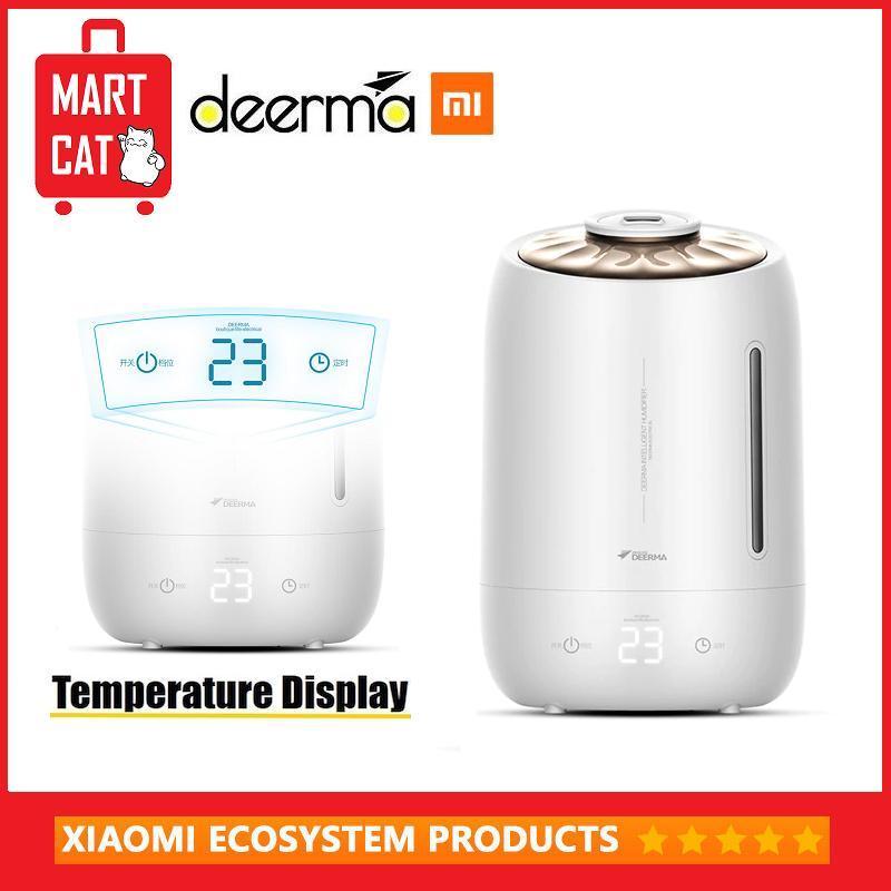 [Deerma] 5L Ultrasonic Humidifier with Temperature Display   F600   Singapore