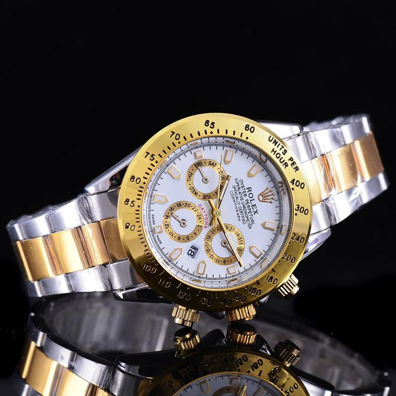 Rolex_Successful Mens Symbol Full-featured Precision Light Luxury 10 Styles To Choose Malaysia