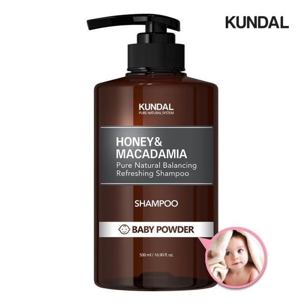 Buy [KUNDAL] Nature Shampoo 500ml Baby Powder Singapore