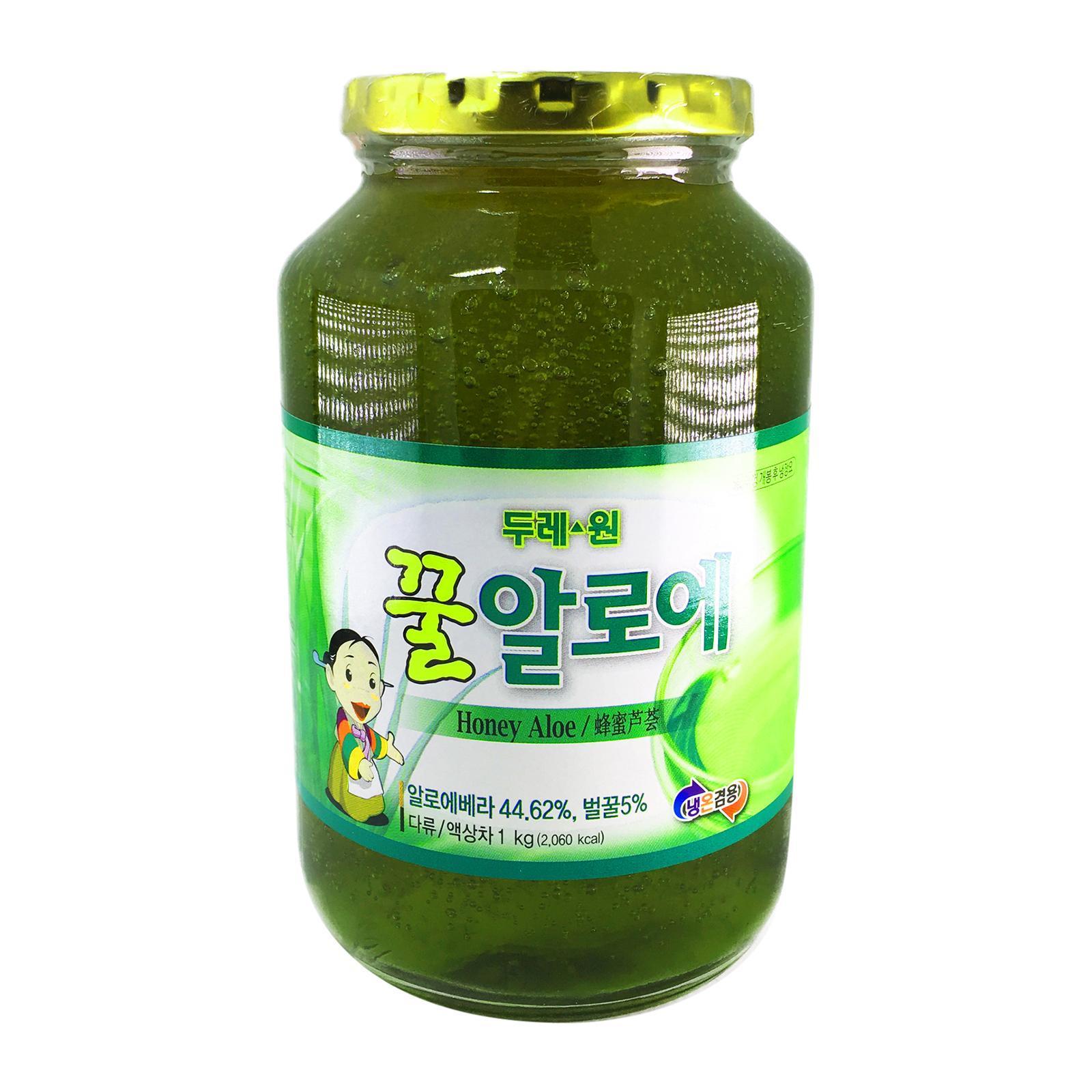 Dooraeone Honey Aloe Tea