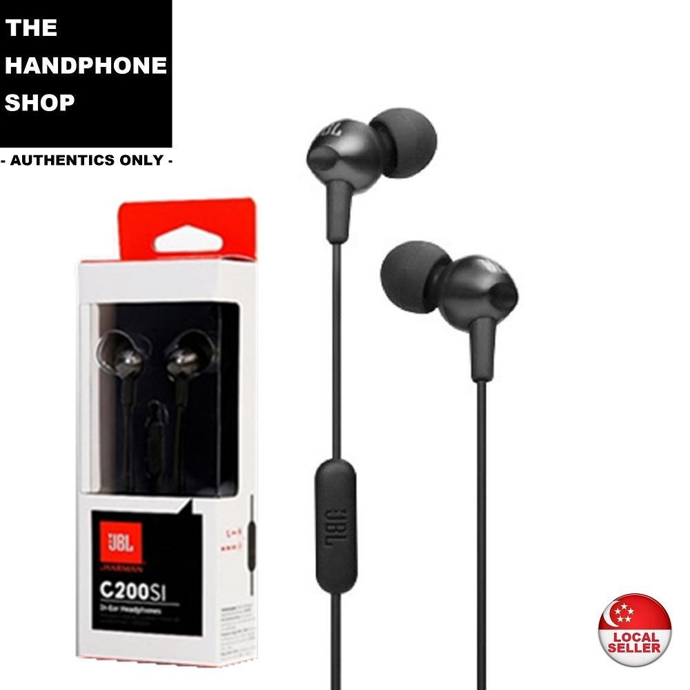 JBL E25BT Bluetooth In-Ear Headphones Singapore