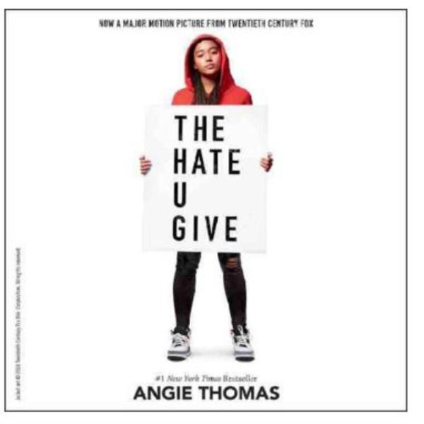 the hate u give ebook angie thomas