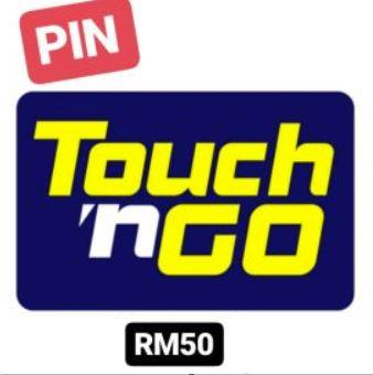 Touch and Go eWallet Reload RM50