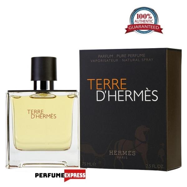 Buy Terre DHermes Parfum 75ml Perfume Express [Perfume Express - Fragrances for Men Brand New 100% Authentic] Singapore