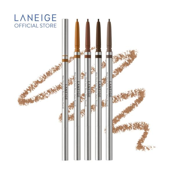 Buy LANEIGE Slim Hard Auto Brow Pencil 0.08g [Select from 4 Shades] Singapore