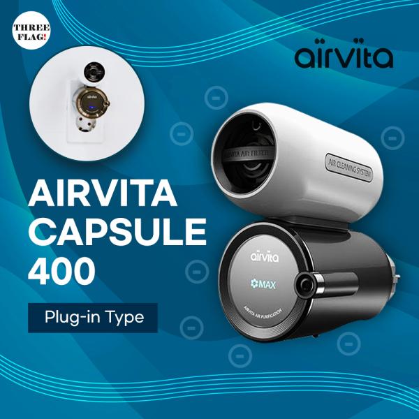Airvita Air Capsule 400 Air Purifier Permanent Filter Oxygen Ion Generator Singapore