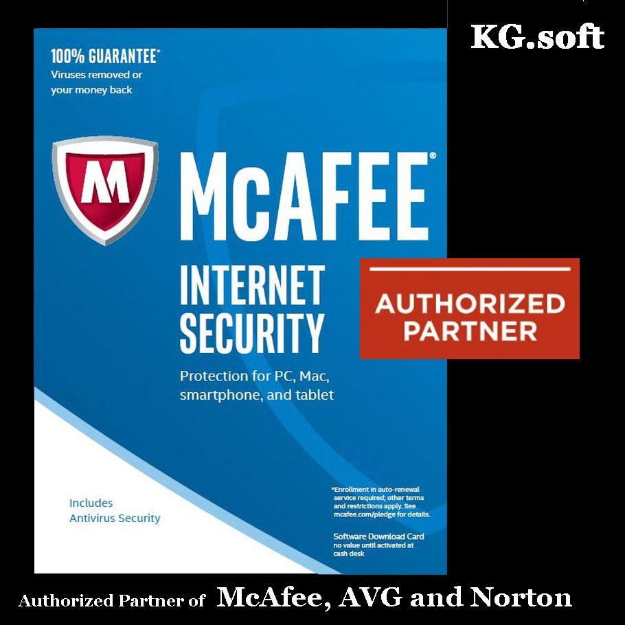 Buy McAfee Antivirus Plus | Net Security | Lazada