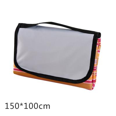 Waterproof Thick Picnic Mat Cloth Camping Spring Outing Outdoor Beach Mat Lawn Portable Moisture-Proof Mat Ultra-Light for a Picnic