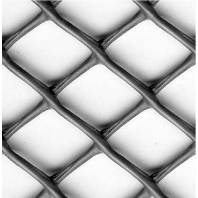 Bloom Multi-Purpose Mesh Opening Hexagon 12mm 2m x 0.5m (Grey)