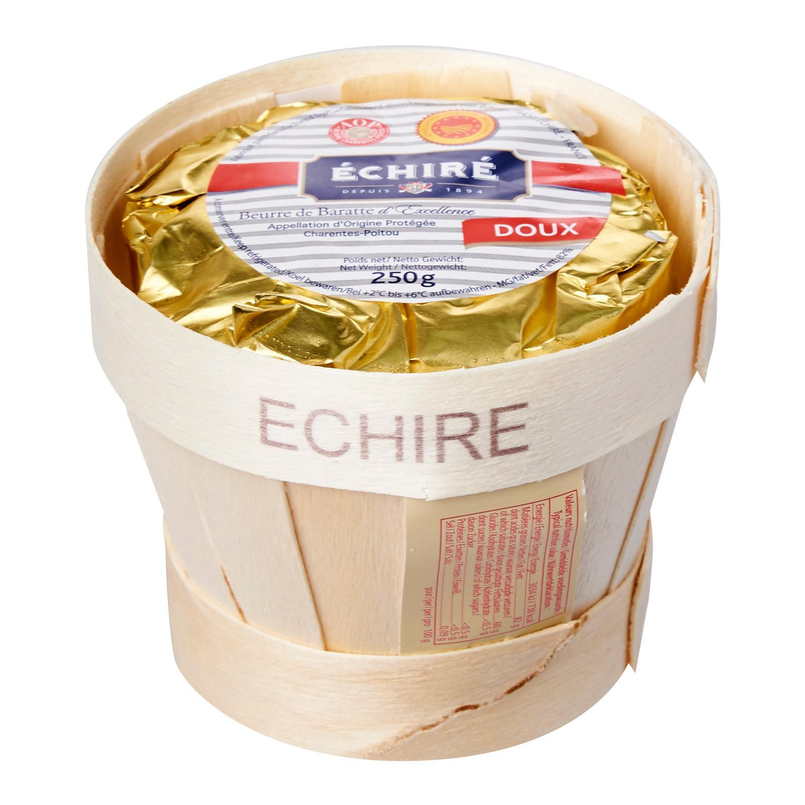 ECHIRE Butter Unsalted Basket