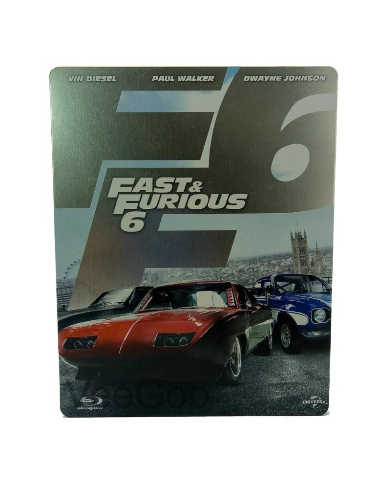 FAST AND FURIOUS 6 BD (PG13/RA)
