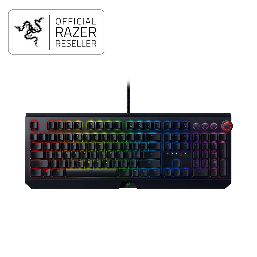 Razer BlackWidow Elite - Mechanical Gaming Keyboard (Yellow Switch) Singapore