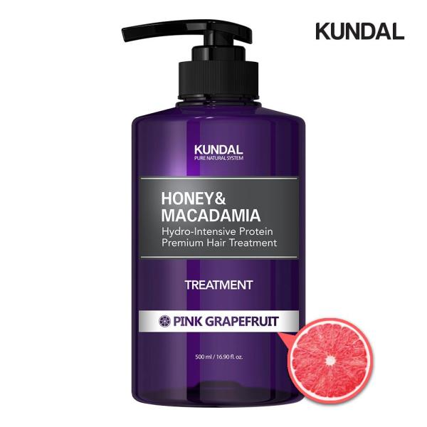 Buy [KUNDAL] Protein Treatment 500ml Pink Grapefruit Singapore