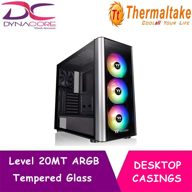 Thermaltake Level 20MT ARGB Tempered Glass Mid Tower Casing