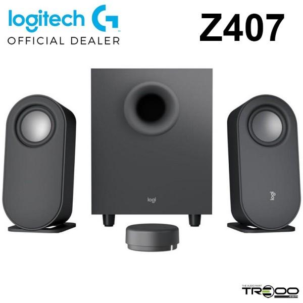 Logitech Z407 Wireless Bluetooth 2.1 Desktop Speaker System Singapore