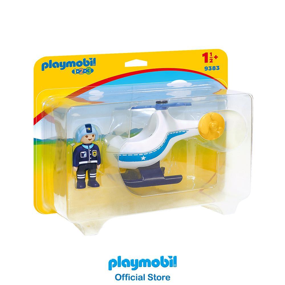 Playmobil 9379 1.2.3 Children/'s Carousel
