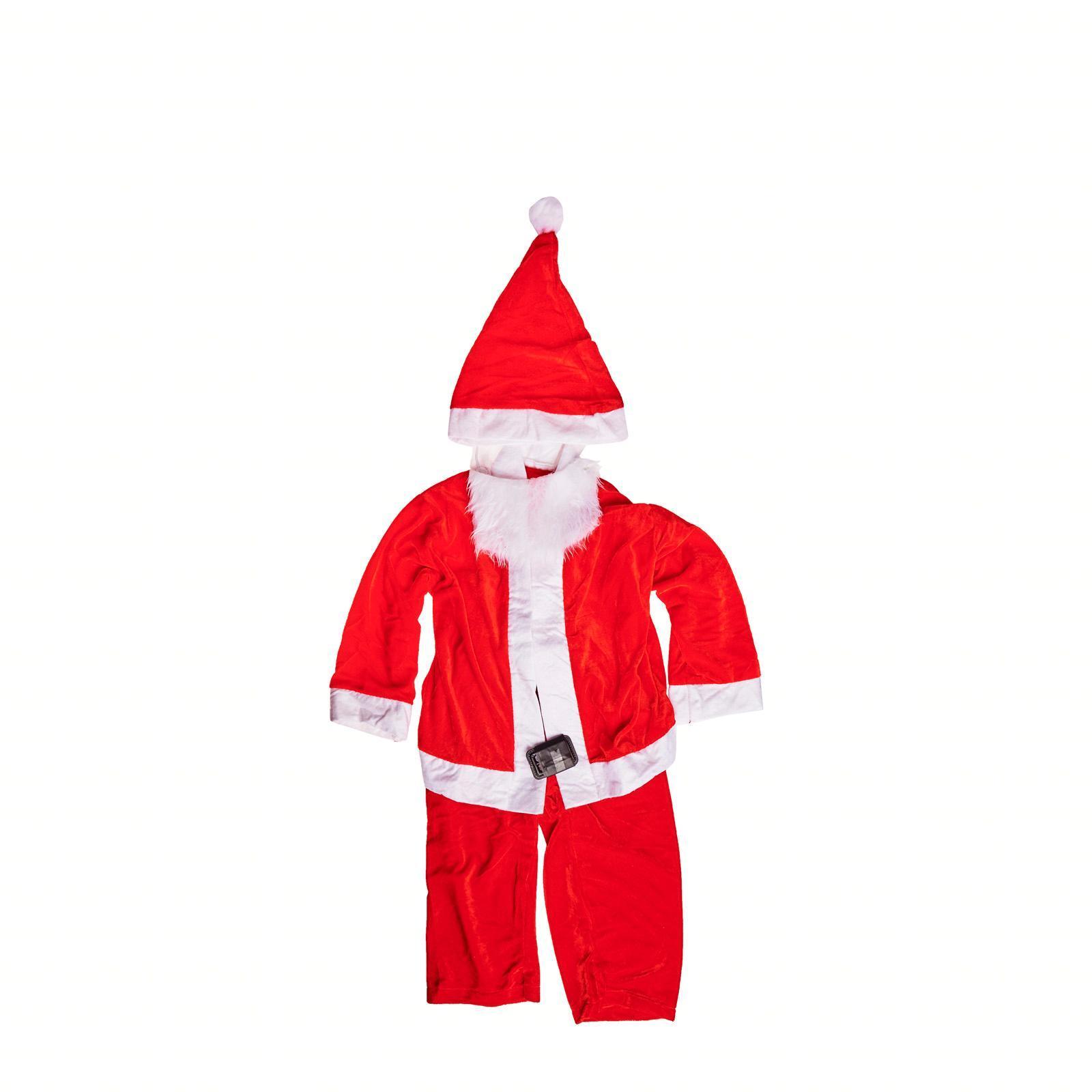 CGS Kid Santa Costume (3-5 Years)