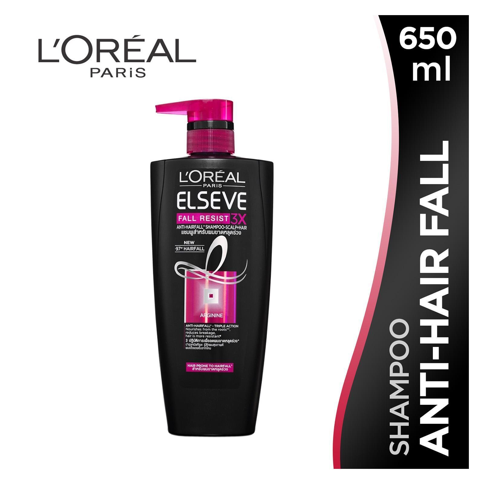 L'Oreal Paris Elseve Fall Repair Anti-Hair Fall Shampoo