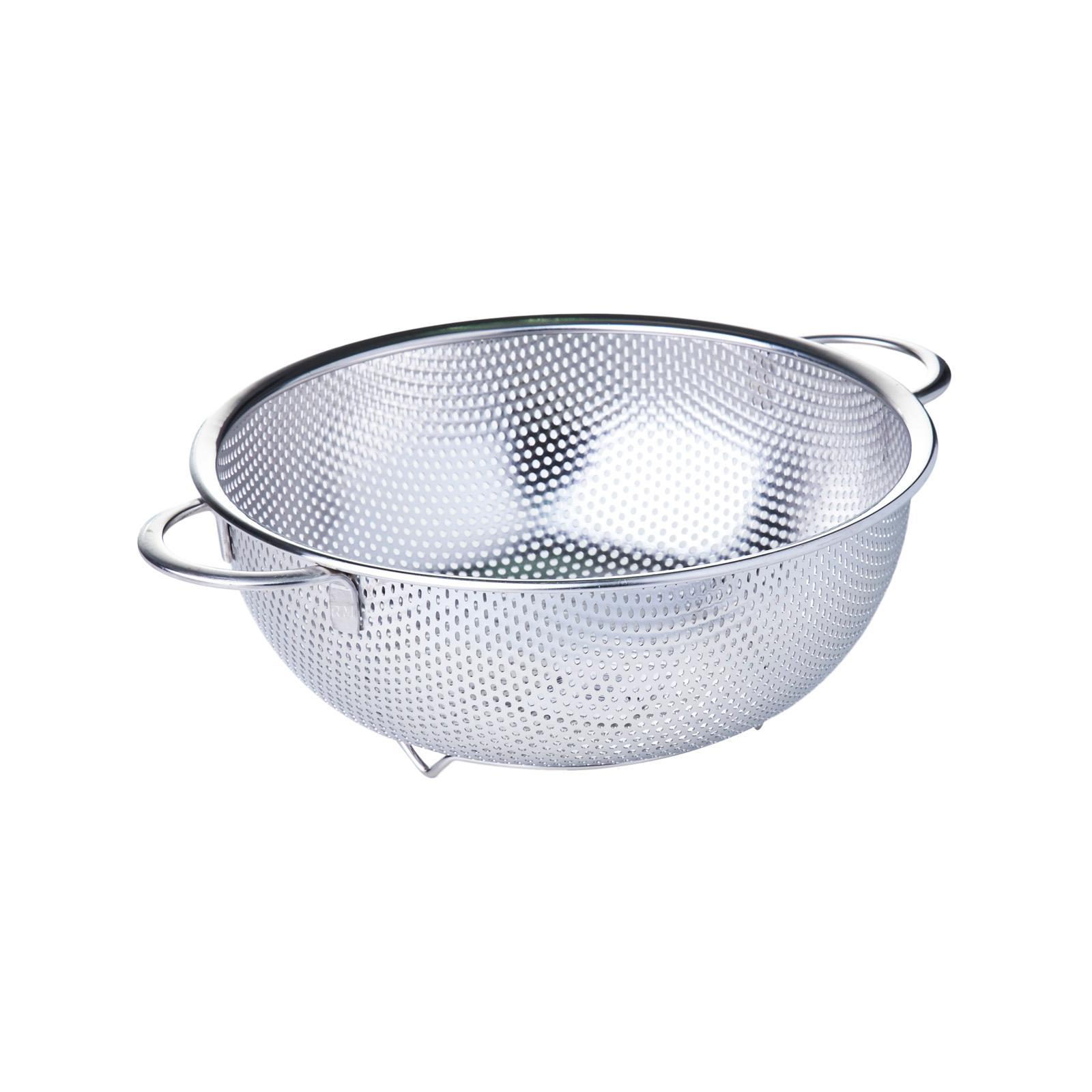 Sunnex Stainless Steel Mesh Basket With Wire Handle