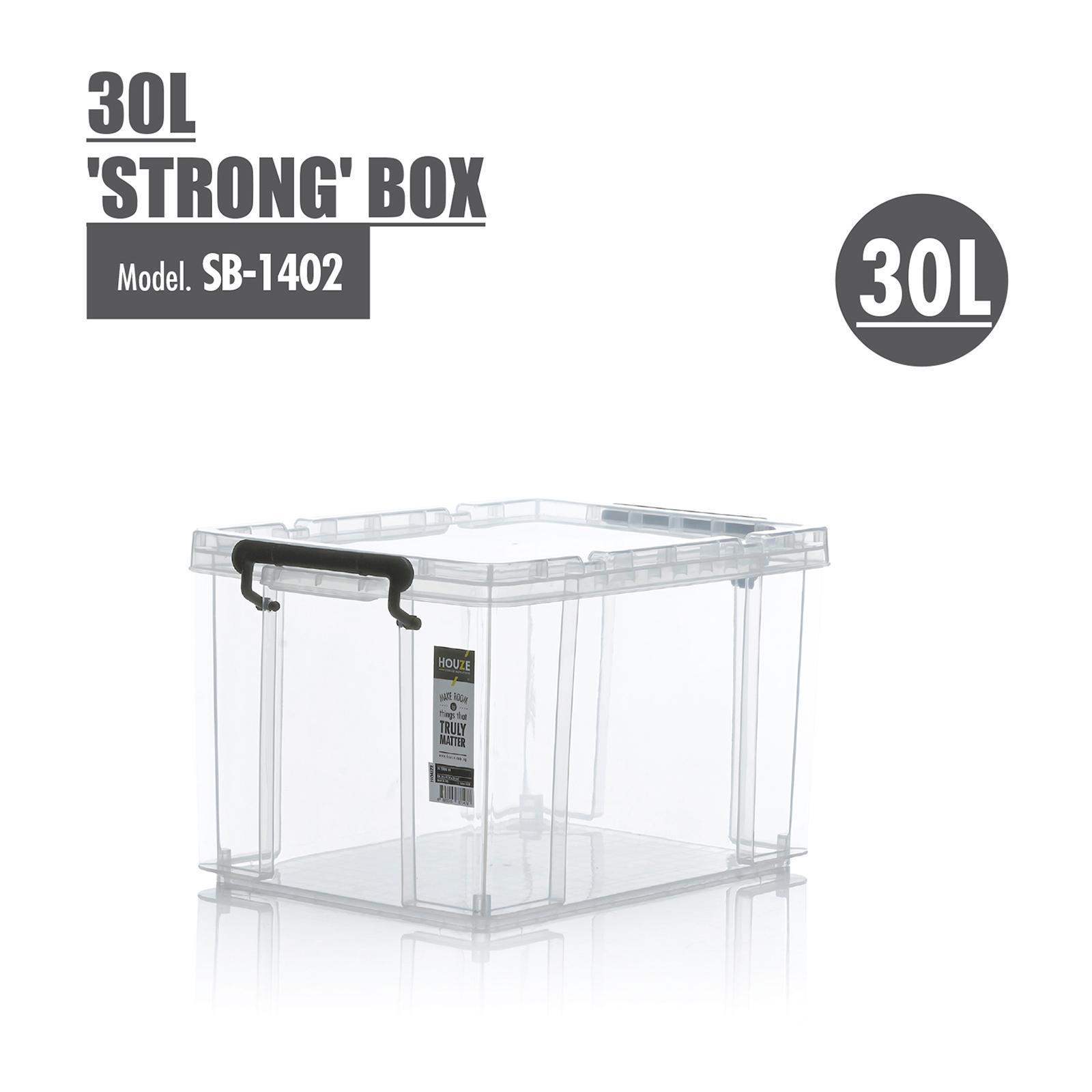 HOUZE 30L 'Strong' Box