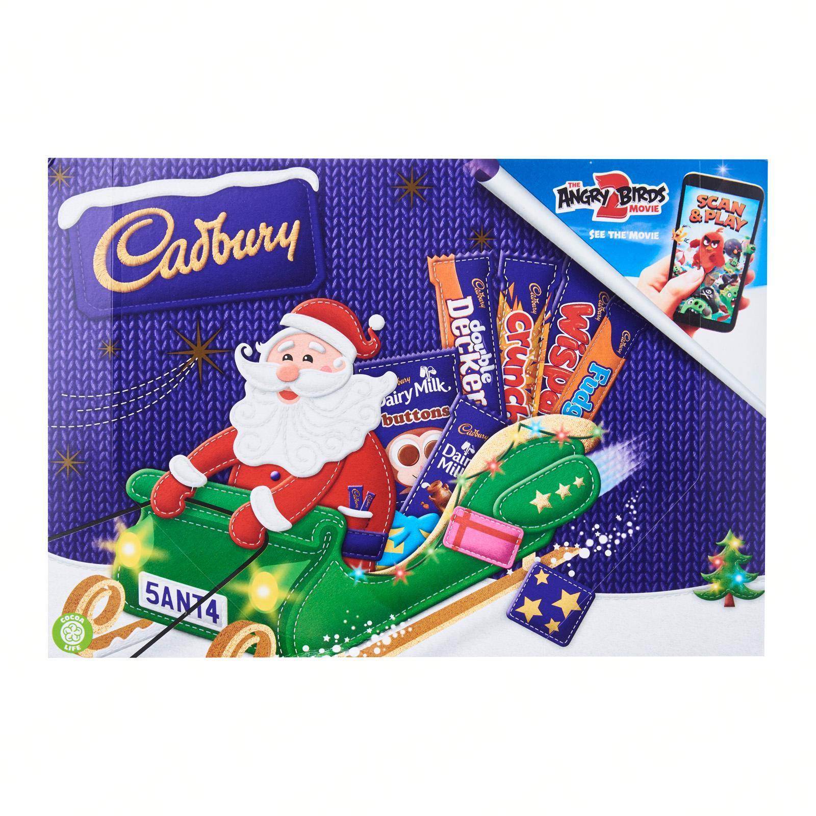 Cadbury Medium Chocolate Selection Box - Christmas Special