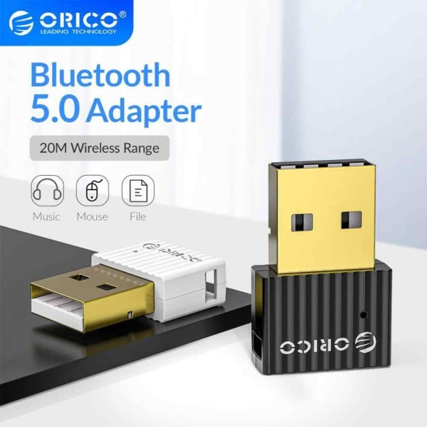 Orico Bluetooth Adapter 5.0+BR/EDR (BTA508)