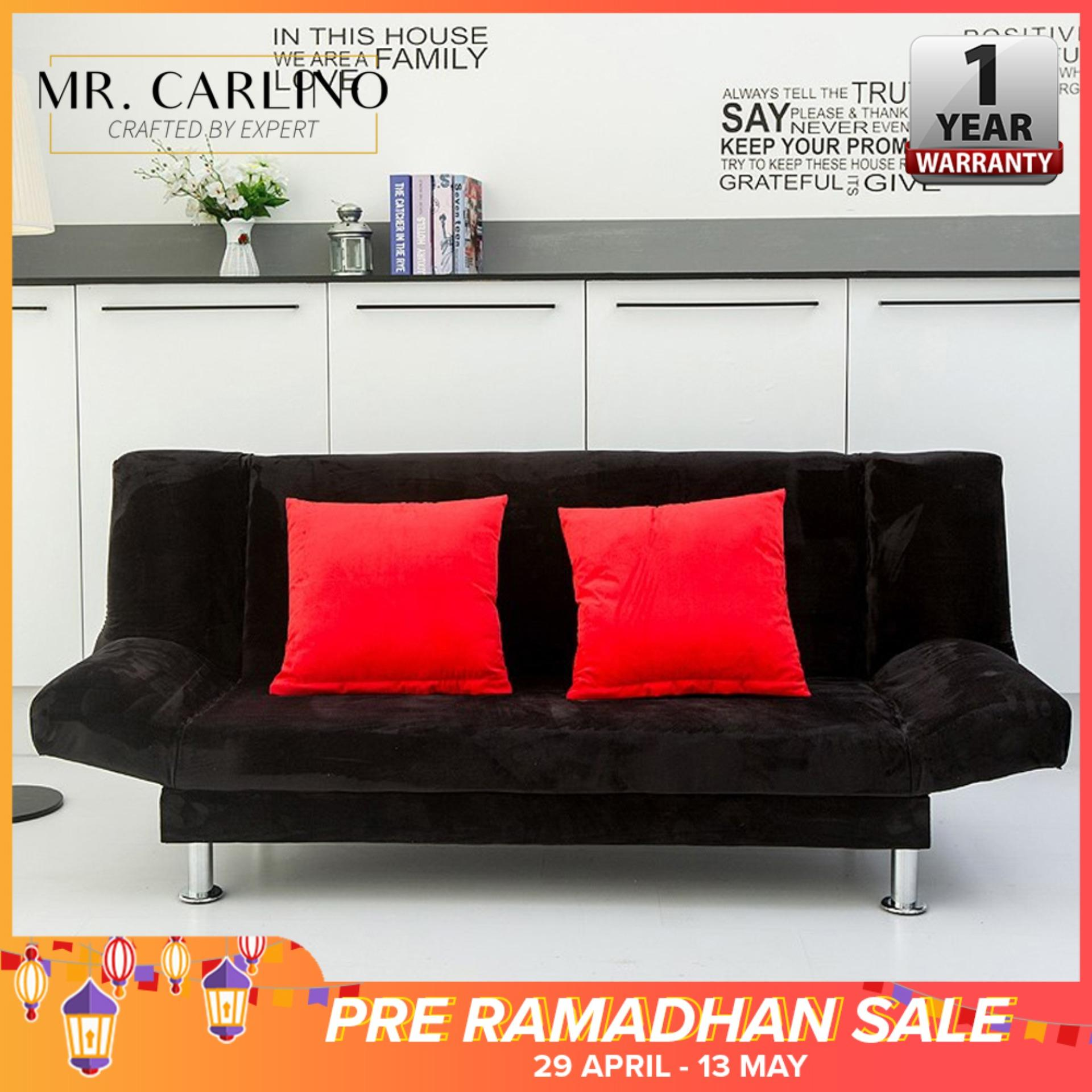 Bradley 2 Seater Foldable Sofa Bed With 1 Year Warranty By Casa Muebles.