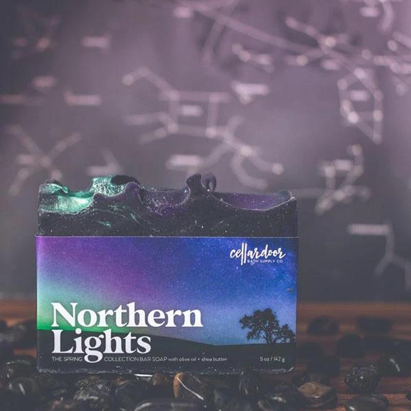 Buy Northern Lights Bar Soap by Cellar Door Bath Supply Co. Singapore