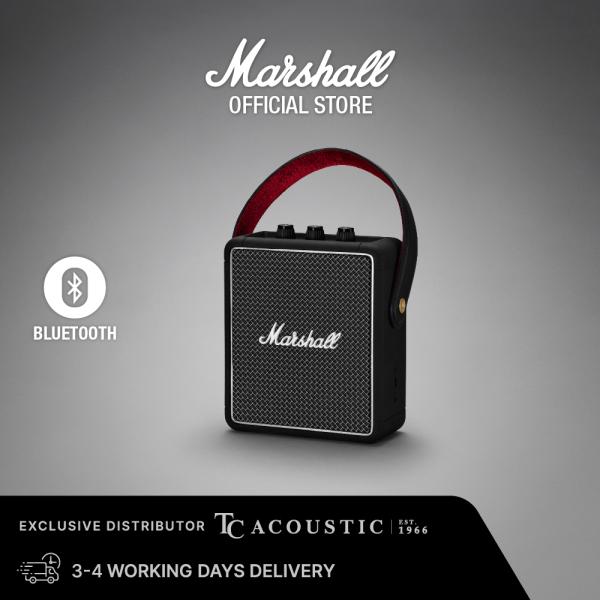Marshall Stockwell II Portable Wireless Bluetooth Speaker Singapore