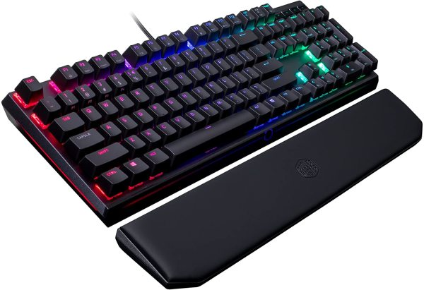 Cooler Master MasterKeys MK750 RGB LED Mechanical Gaming Keyboard Singapore