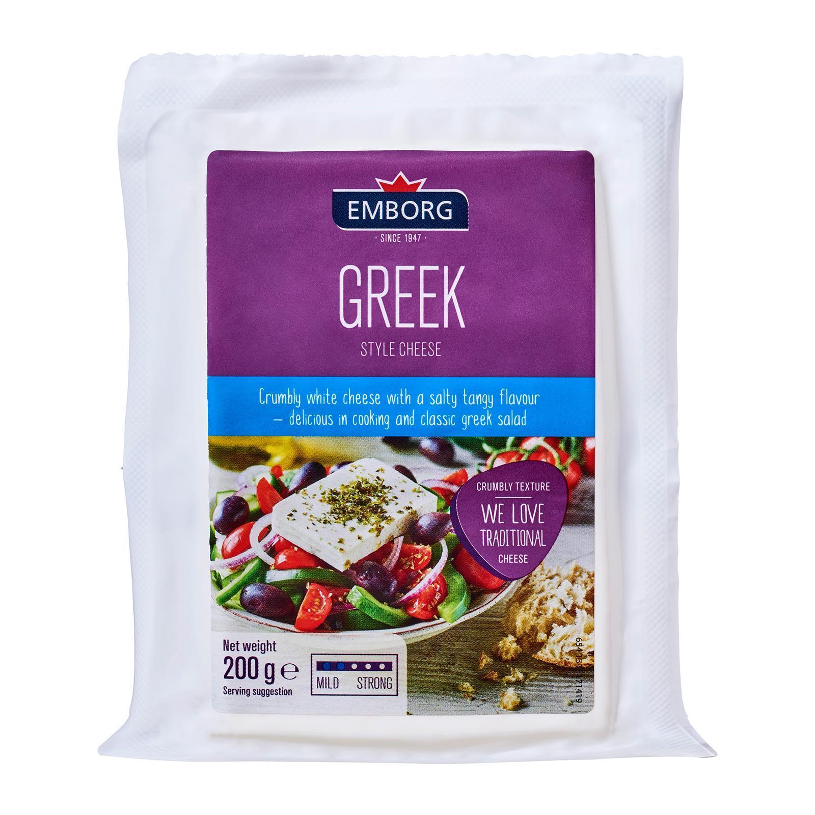Emborg Greek Style Cheese By Redmart.