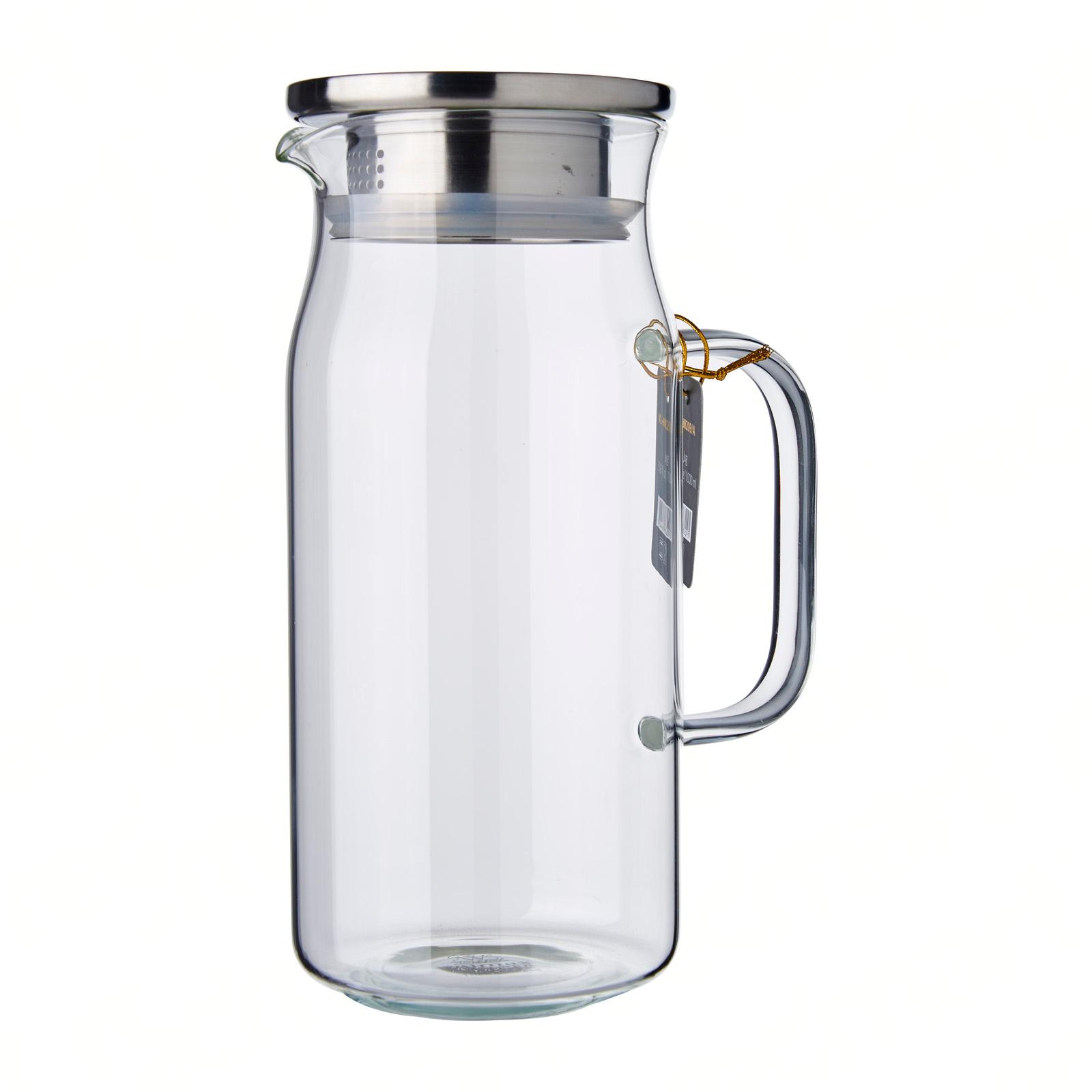 Wilmax England Thermo Glass Jug 1000ml