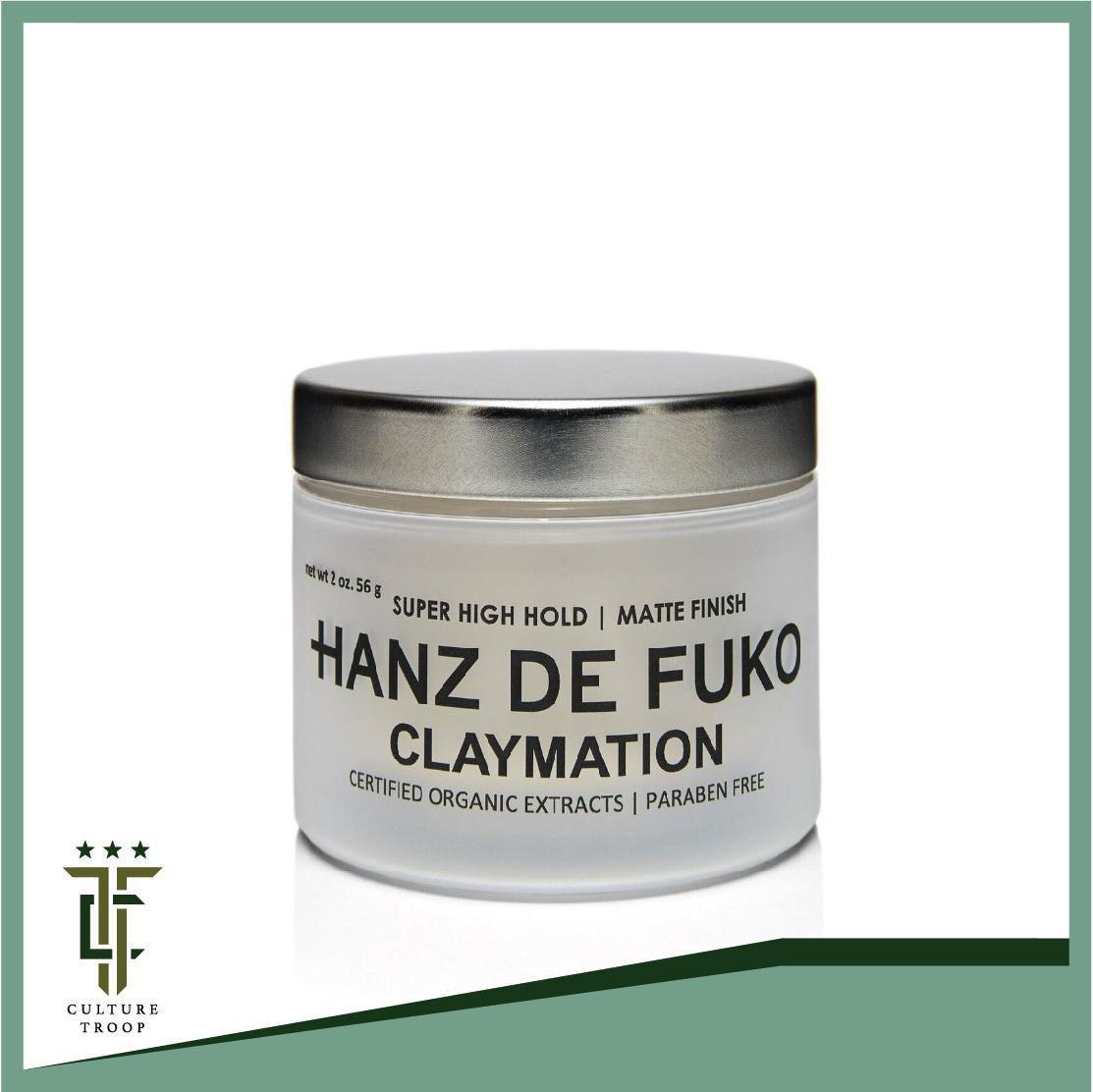 Buy [Free Shipping] Hanz De Fuko Claymation Singapore