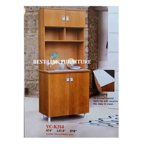 BEST LINK FURNITURE BLF YCK-314 Kitchen Cabinet