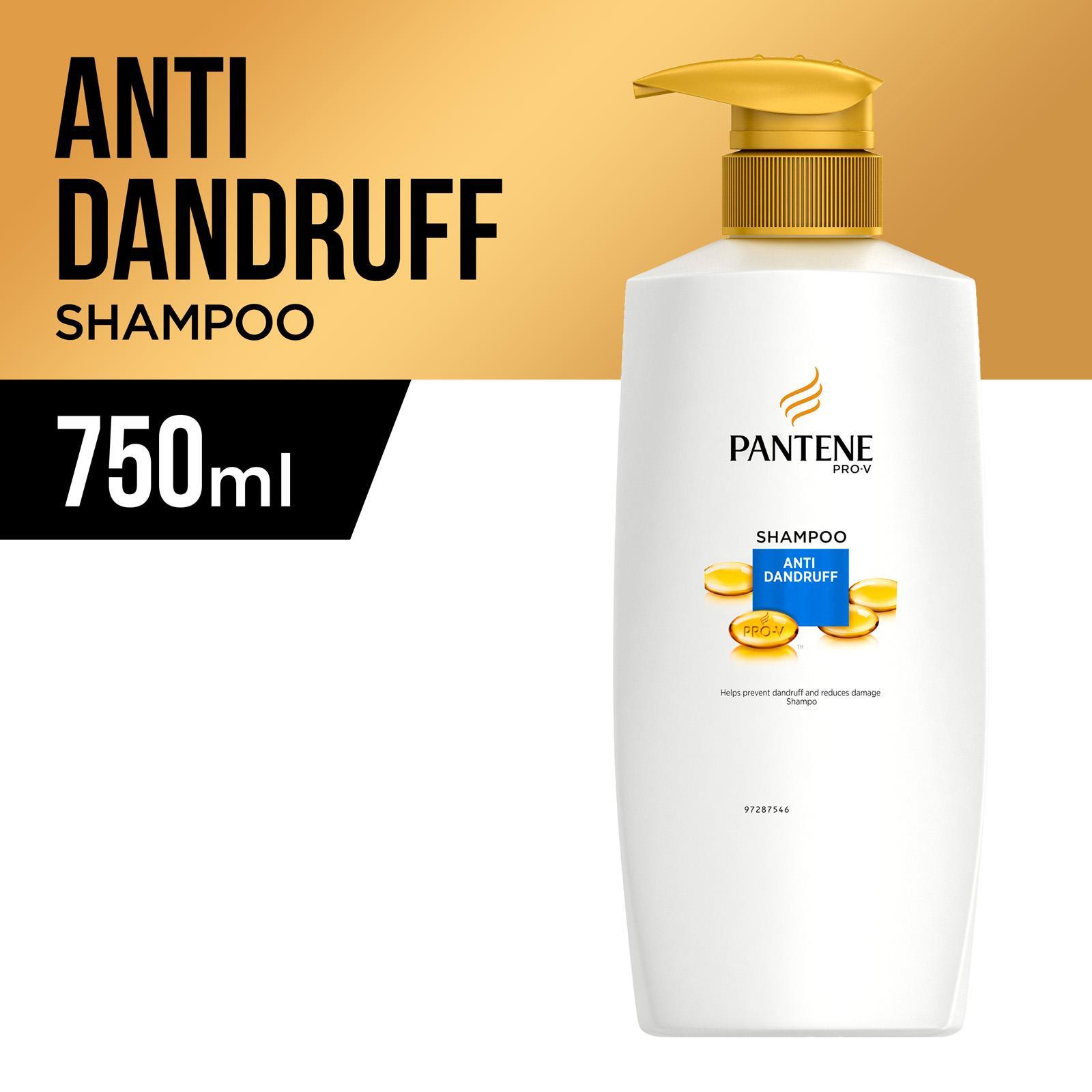 PANTENE pro v anti dandruff shampoo 670ml