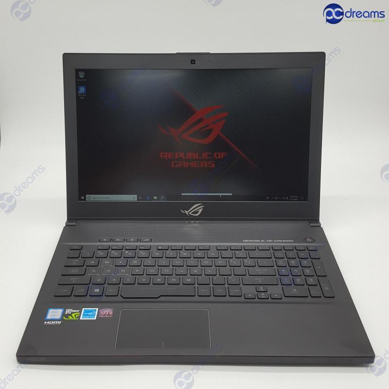 ASUS ROG ZEPHYRUS M GM501GS-EI005T i7-8750H/16GB/256GB PCIe SSD+1TB SSHD/GTX1070 [Premium Refreshed]
