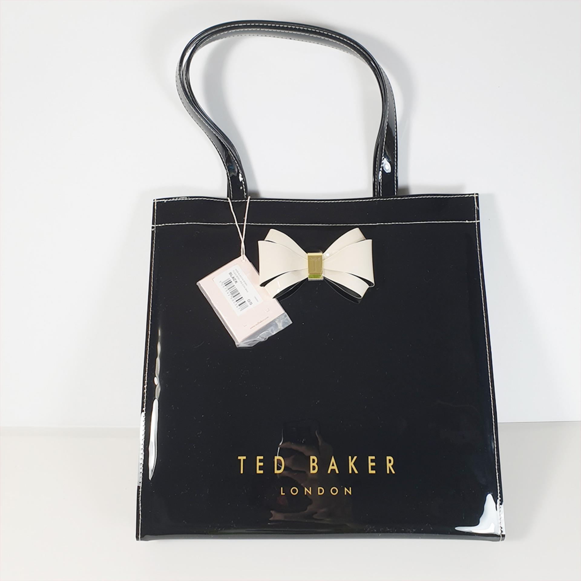 eca344cf813f5c Ted Baker Bag - Plain Bow Icon Bag