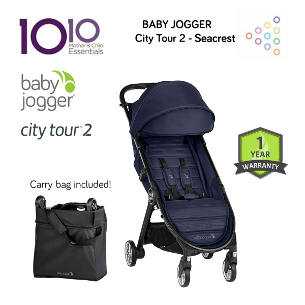 NEW LAUNCH Baby Jogger City Tour 2 - Seacrest Singapore