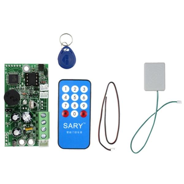 EMID Access Control Board 125KHZ RFID Embedded Control Board DC12V Normally Closed Control Board