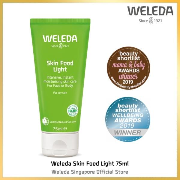 Buy Weleda Skin Food Light 75ml Singapore