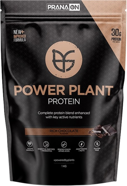 Buy PranaOn Power Plant Protein 1kg Singapore
