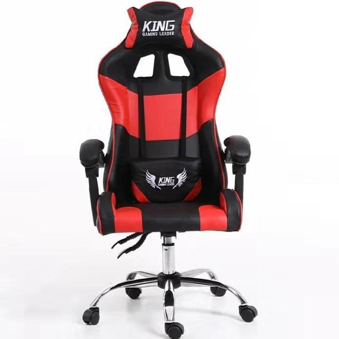 High Back High Quality Leather Gaming Chair GC04A