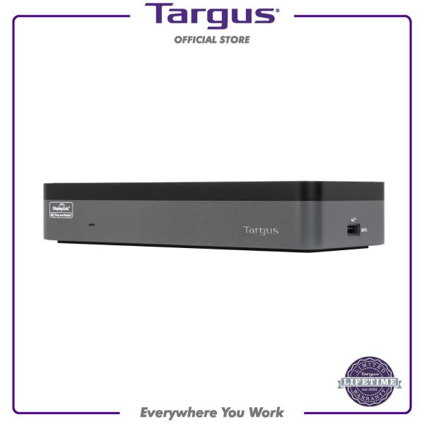 Targus USB-C™ Universal Quad 4K (QV4K) Docking Station with 100W Power Delivery (DOCK570)