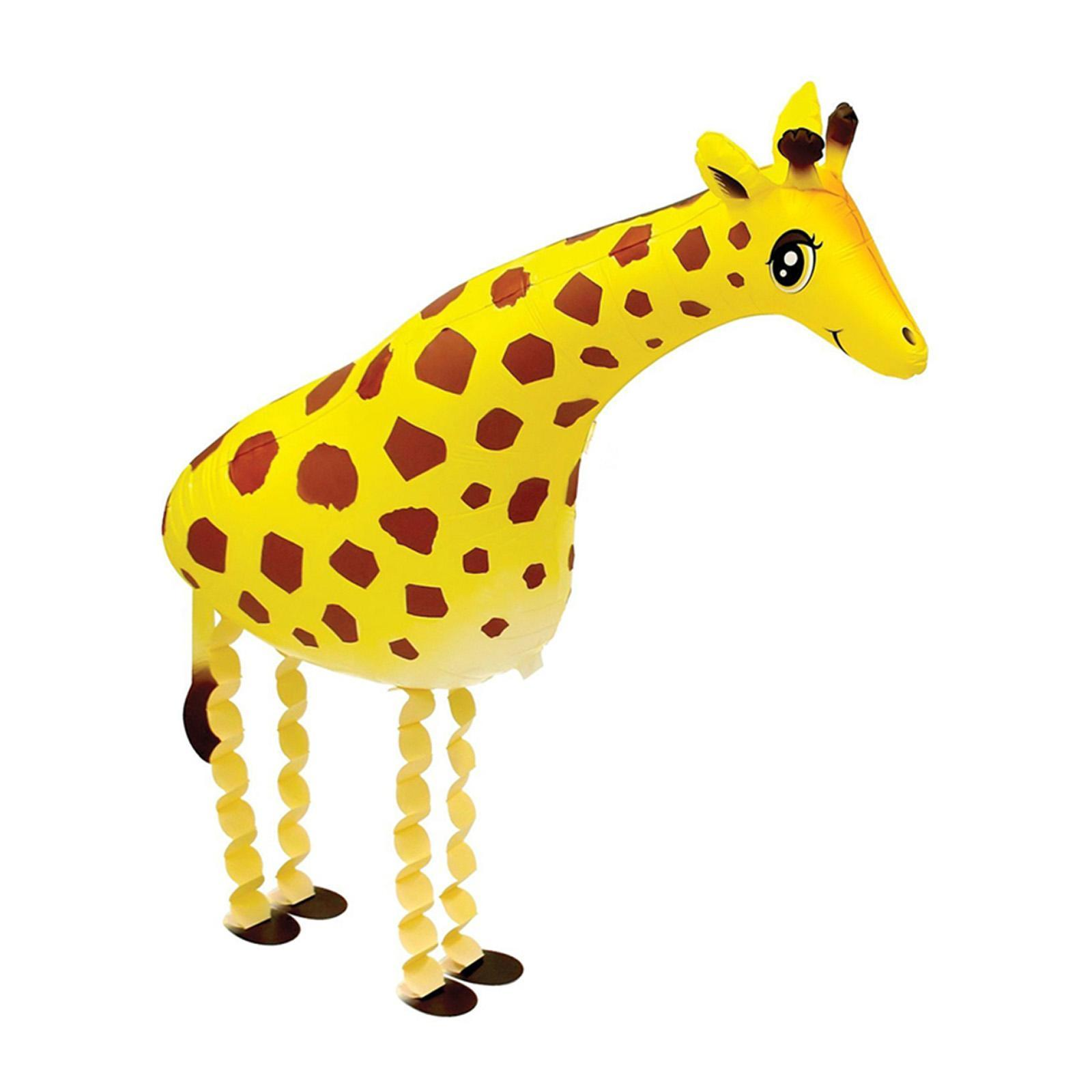 Party Wholesale Giraffe Walking Pet Balloon