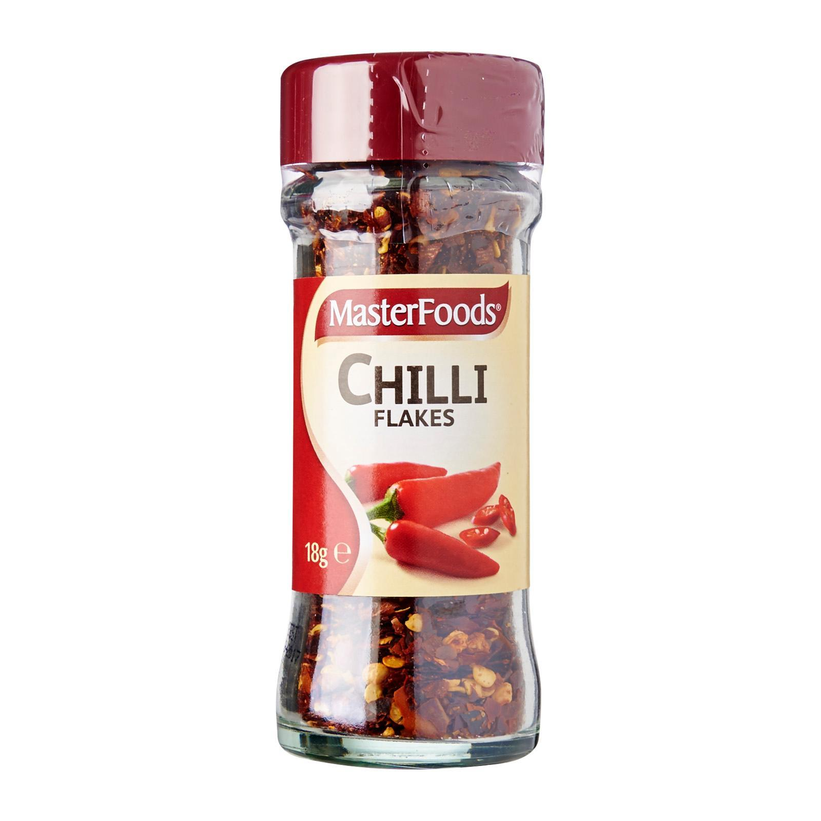 MasterFoods Spices - Chili Flakes
